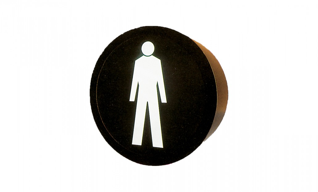 Restroom Sign RS-4