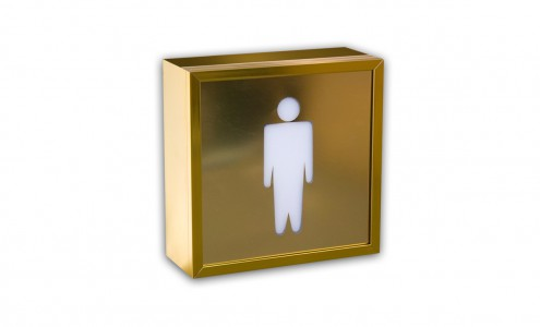 Restroom Sign RS-1