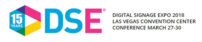 Digital Signage Expo Logo 2018